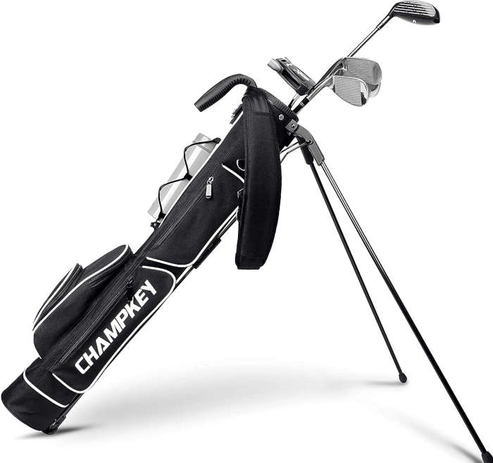 Champkey Lightweight Golf Bag - best Sunday golf bag
