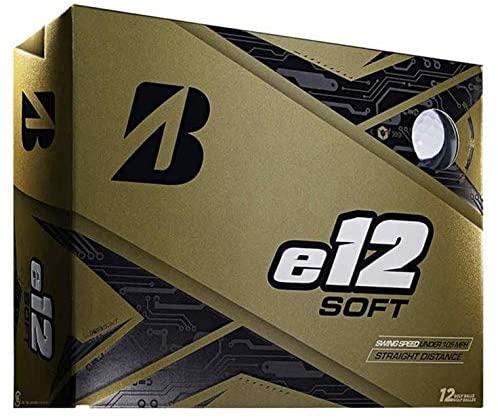 Bridgestone e12 soft - one of the best golf balls for high handicappers