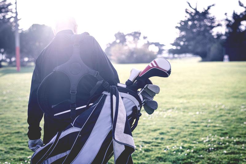 best lightweight golf bag for walking featured image