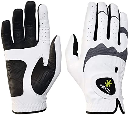 hirzl trust golf glove - one of the best golf gloves for sweaty hands
