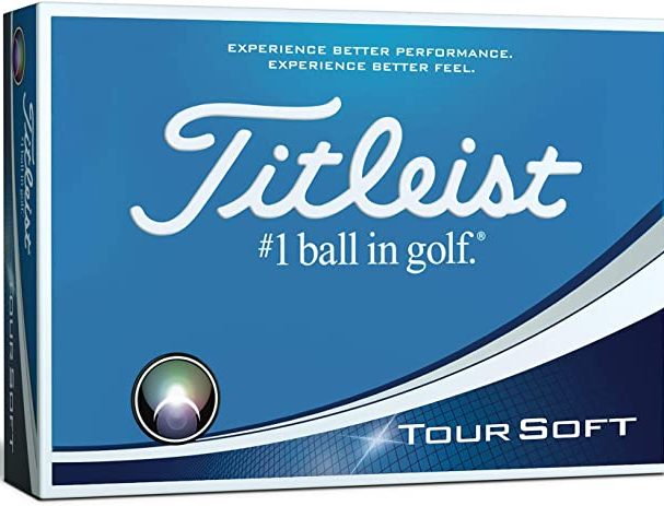 Titleist Tour SoftWilson Duo Optix - Ranked one of our Best Golf Balls for Seniors