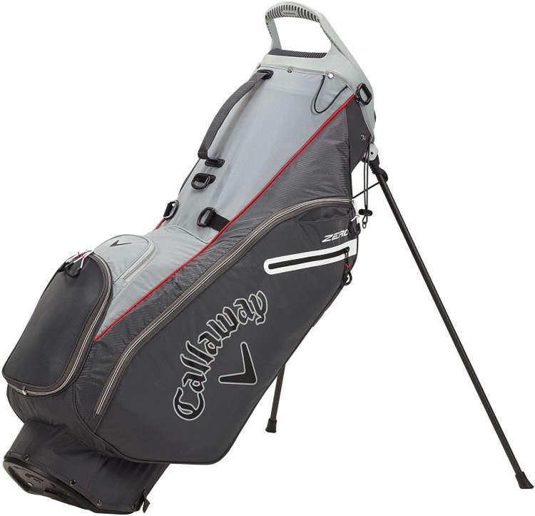 Callaway Golf Hyperlite Zero Stand Bag - one of the best lightweight golf bags for walking