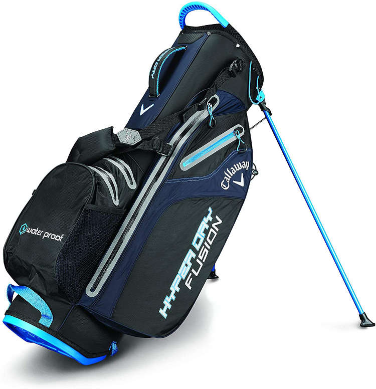 Callaway HyperDry C Stand - one of the best lightweight golf bags for walking