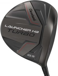 Cleveland Golf HB Turbo Driver - one of the best golf drivers for seniors