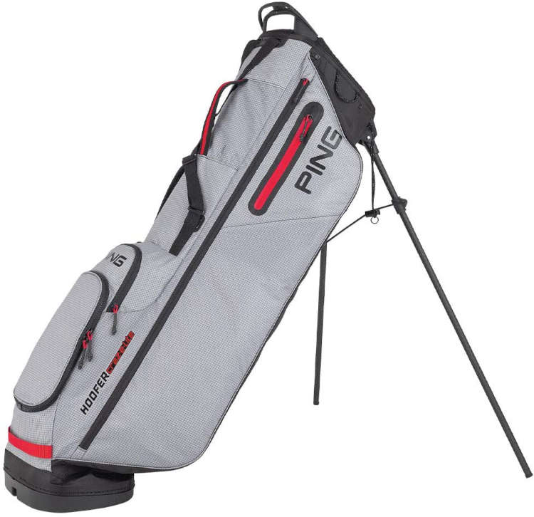 PING Hoofer Craz-E Lite Stand Bag - one of the best lightweight golf bags for walking