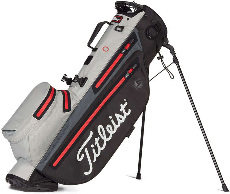Titleist Players 4Plus StaDry Stand Bag - one of the best lightweight golf bags for walking