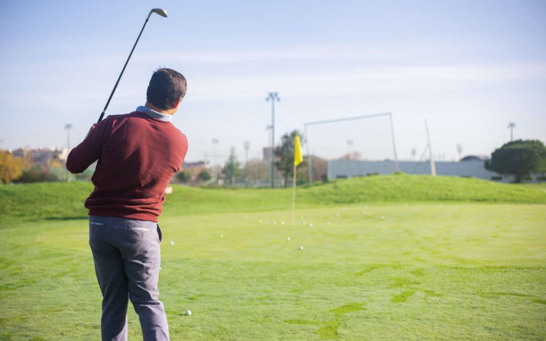 How to Get Backspin on the Golf Ball