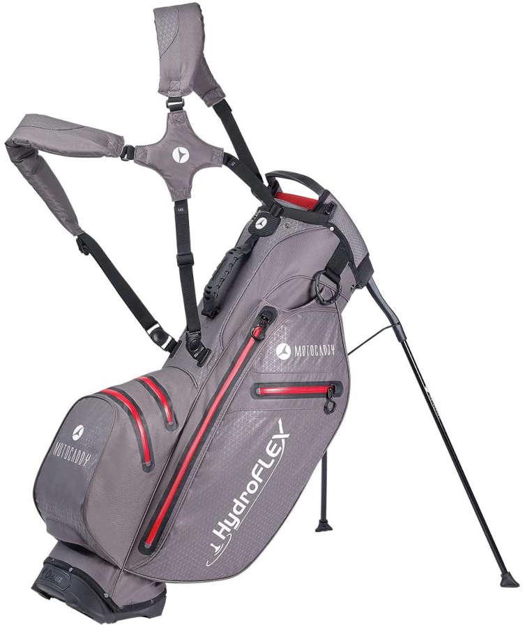 motocaddy hydroflex golf bag - one of the best lightweight golf bags for walking