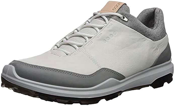 ECCO Biom Hybrid 3 Gore-Tex Golf Shoe - one of the best golf shoes for wide feet