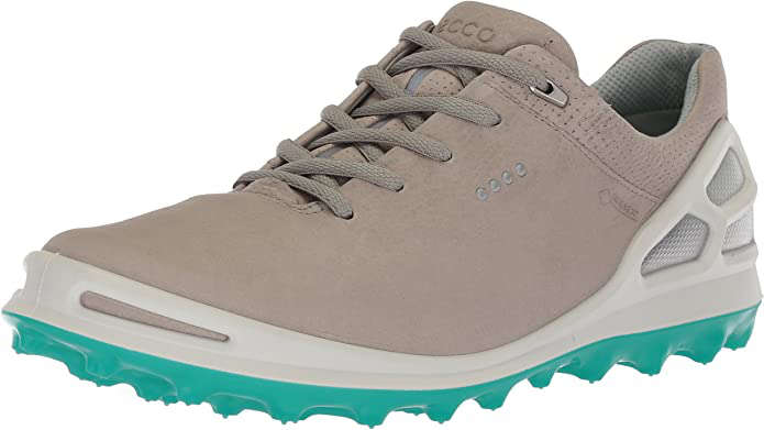 ECCO Women's Cage Pro Gore-Tex Golf Shoe - one of the best golf shoes for wide feet