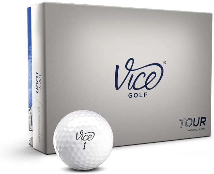 Vice Golf Drive - best golf ball for slow swing speed