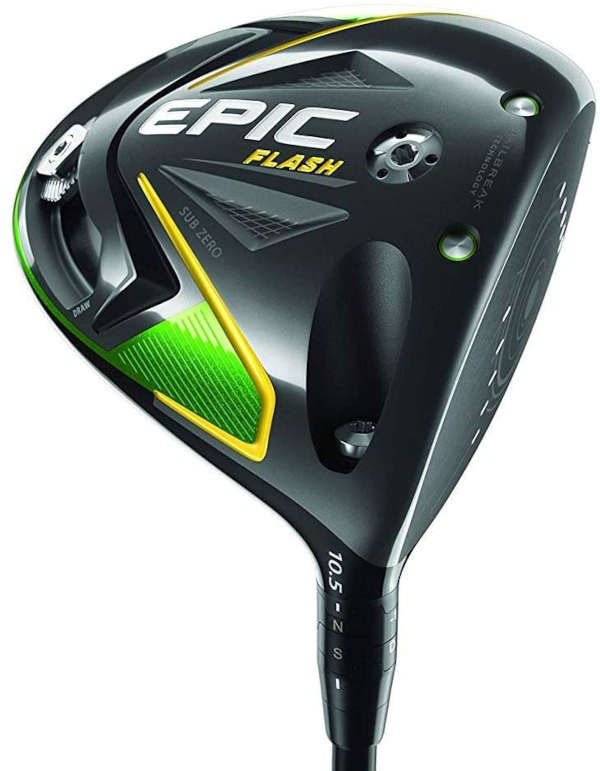 callaway epic flash sub zero - one of the best driver for slice issue