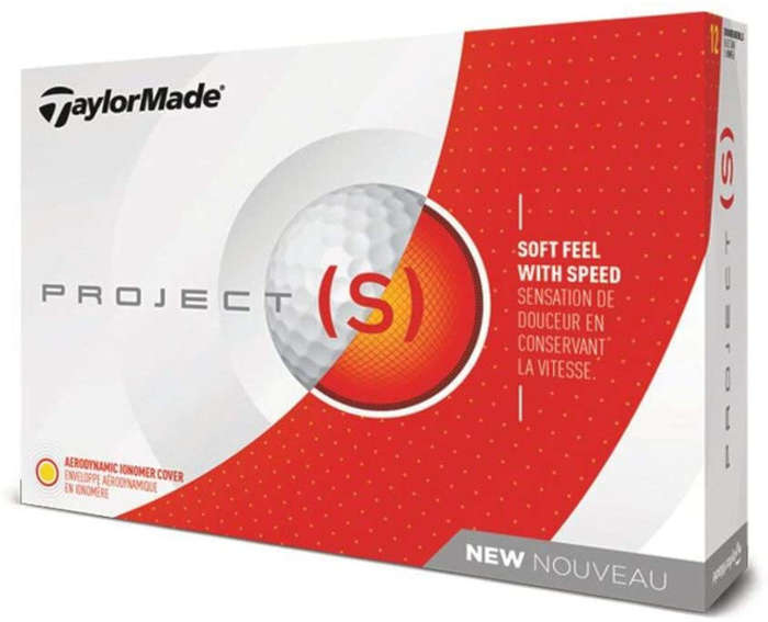 tayloremade project (s) - best golf ball for slow swing speed