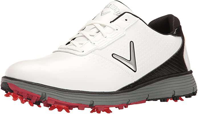 Callaway Men's Balboa TRX Golf Shoe - best golf shoes for planter Fasciitis