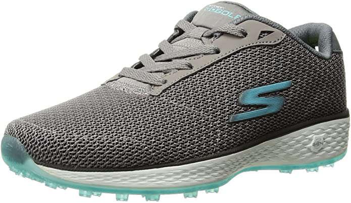 Skechers Women's Birdie Golf Shoe - best golf shoes for planter Fasciitis