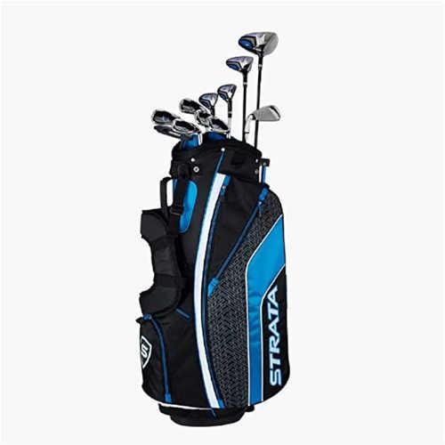 Best golf clubs for beginners - Callaway Strata Men's Golf Set