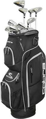 Best golf clubs for beginners - Cobra Men's XL Speed Complete Set